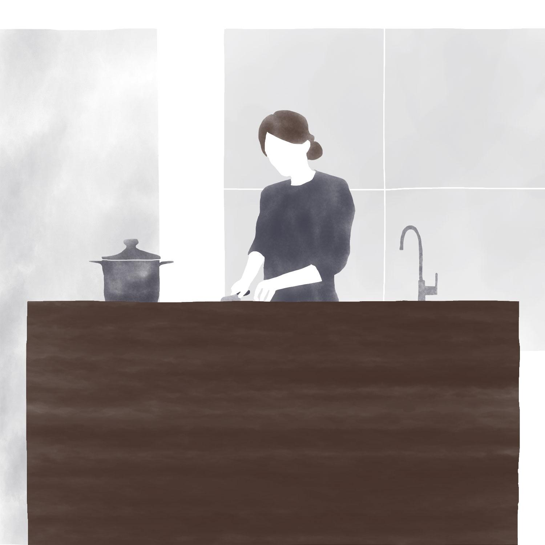 KITCHEN - キッチン